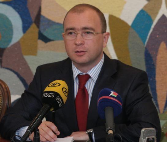 Первый заместитель министра курортов и туризма Автономной Республики Крым Александр Лиев