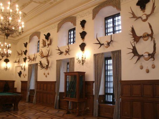 охотничий зал