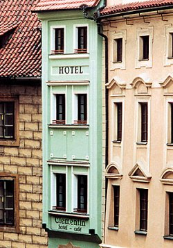 Clementina Old Town Prague