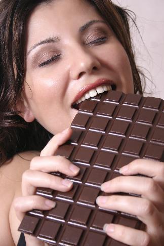 шоколад от депрессии