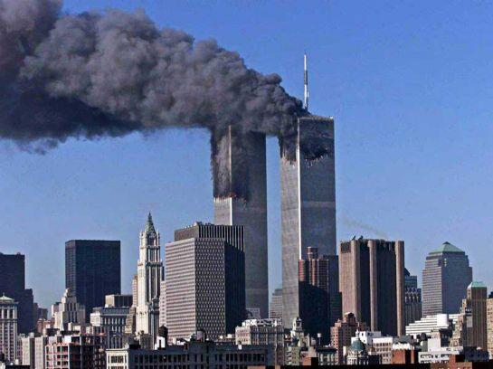 Нью-Йорк-11-сентября-2001