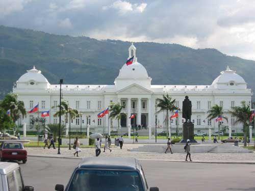 Гаити_Порт-о-Пренс