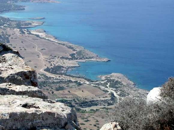 3 бухта Кипра размер