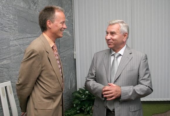 Эриксон и Гусаров