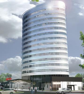 Проект гостиничного комплекса «Славянский» в Минске