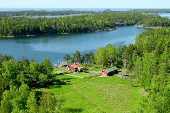 архипелаг-Таммисаари-Финляндия