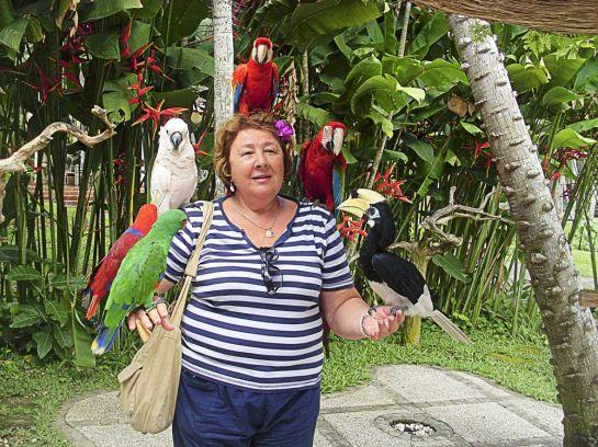 Парк птиц в Убуде