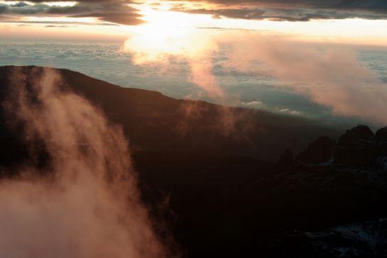 Земля над облаками. Кения  2011