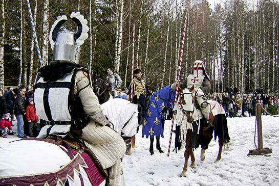 конный-турнир