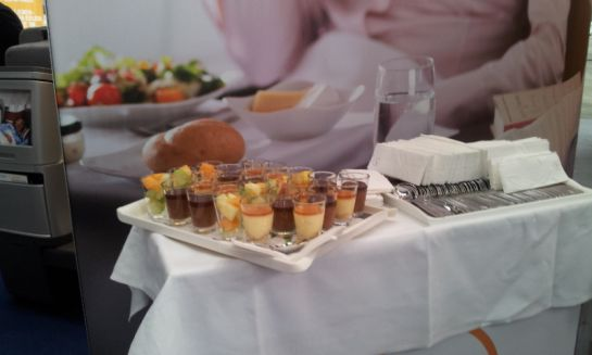 Десерт на борту