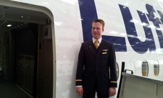 Борт-проводники встречают пассажиров