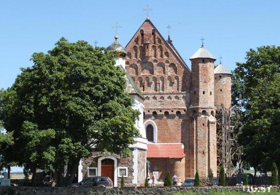 Михайловская церковь в Сынковичах