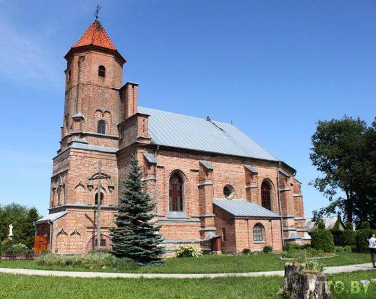 Костел Святого Михаила в Гнезно