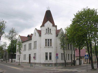 Дом доктара Тальгейма ў Гродна