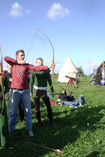 Средневековые забавы