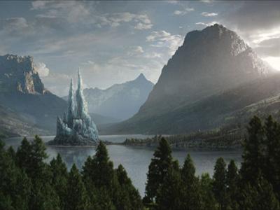 Narnia-castle