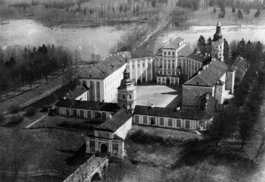 замок до 1939 года