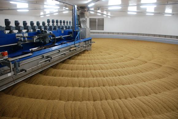Производство солода оболонь