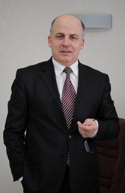 Замминистра спорта и туризма Чеслав Шульга