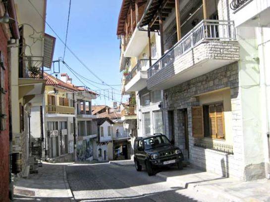 Улицы Литохоро во время сиесты_2