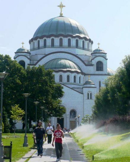 Храм Святого Саввы (Белград)