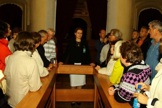 14_экскурсия - слависты слушают о Софиском соборе