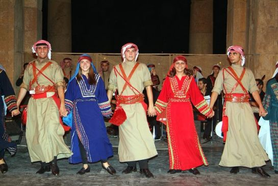 Dabke-Traditional_Dance_Of_Jordan