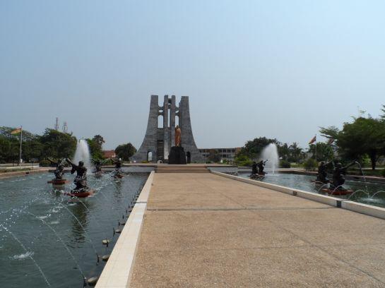 мемориальный комплекс Квами Нкрума