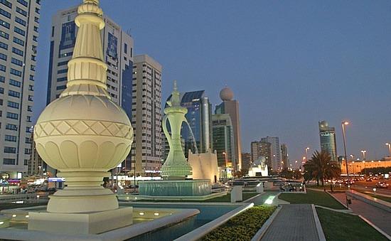 Corniche Road Abu Dhabi