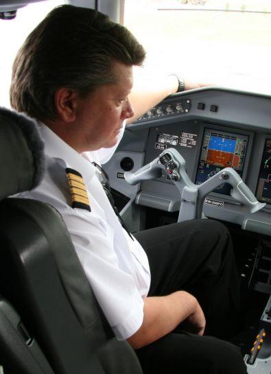 Пилот Эмбраера
