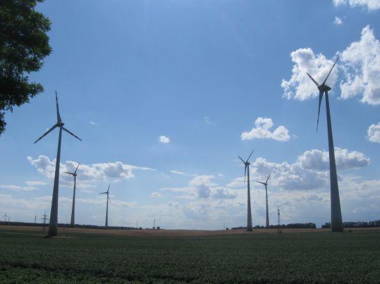 Ветряные мельницы мы встречали практически во всех западноевропейских странах