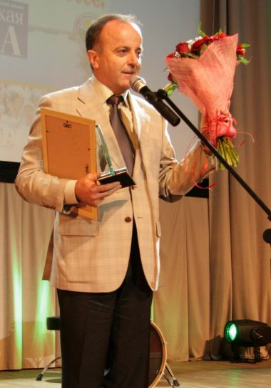 Лауреат - Белорусская нива