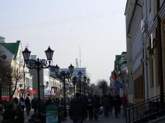 Брест. Фото Павла Добровольского