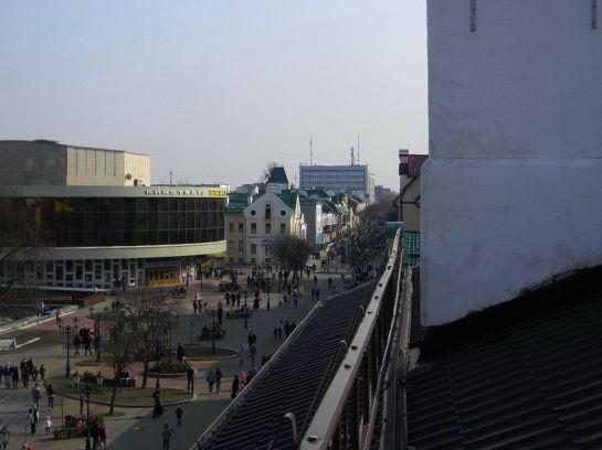 Брест, 2012. Фото Павла Добровольского