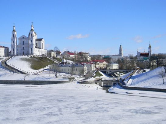 Витебск, 2012. Фото Павла Добровольского