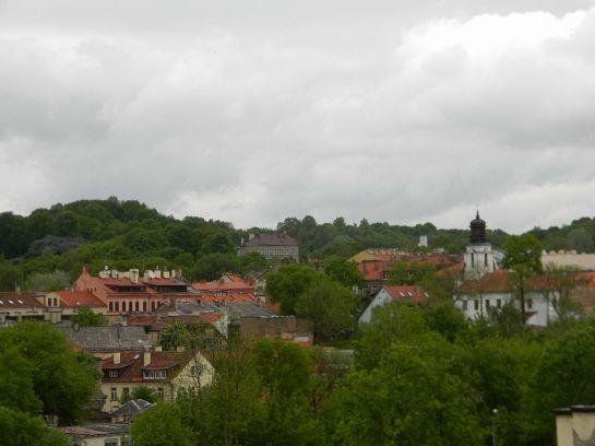 Вильнюс, 2012. Фото Павла Добровольского