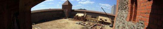 Реконструкция Лидского замка