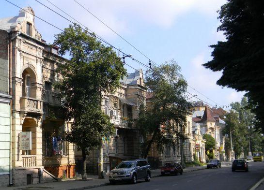 ул. Лепкого