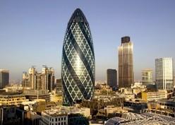 небоскреб Нормана Фостера в Лондоне