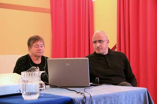 Марика Крайчовиц и Поль де Конинк, Armonea