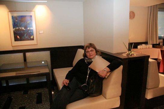 Ольга Тарасова, Geotour, Москва