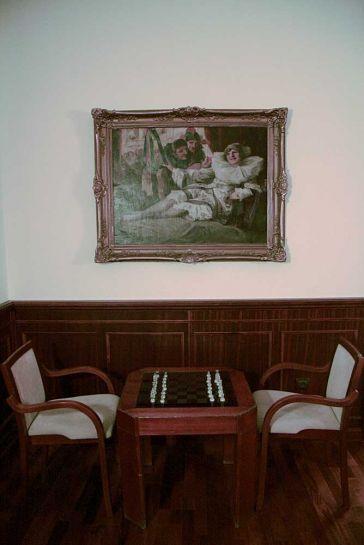 В санатории «Замок Феникс»