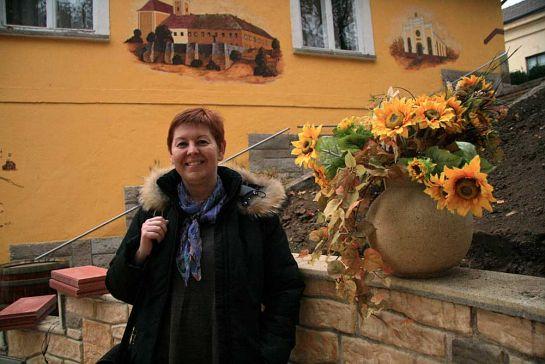 Советник по туризму Венгрии в России госпожа Андреа Сегеди