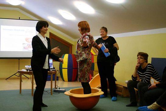 Фонд «Гезенгуз», доктор Юдит Шультейц, переводчик Марика Крайчовиц и Наталья Плыткевич