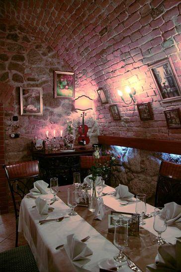 Ресторан Remete, г. Вац