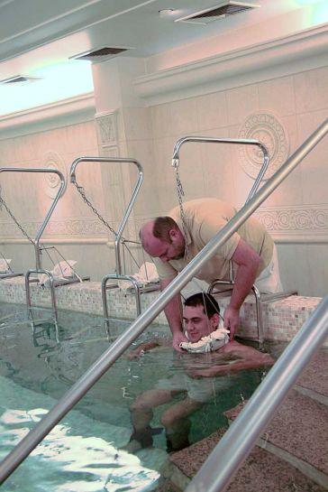Весовая ванна, отель NaturMed Carbona