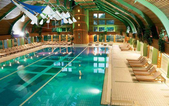Spa в отеле NaturMed Carbona