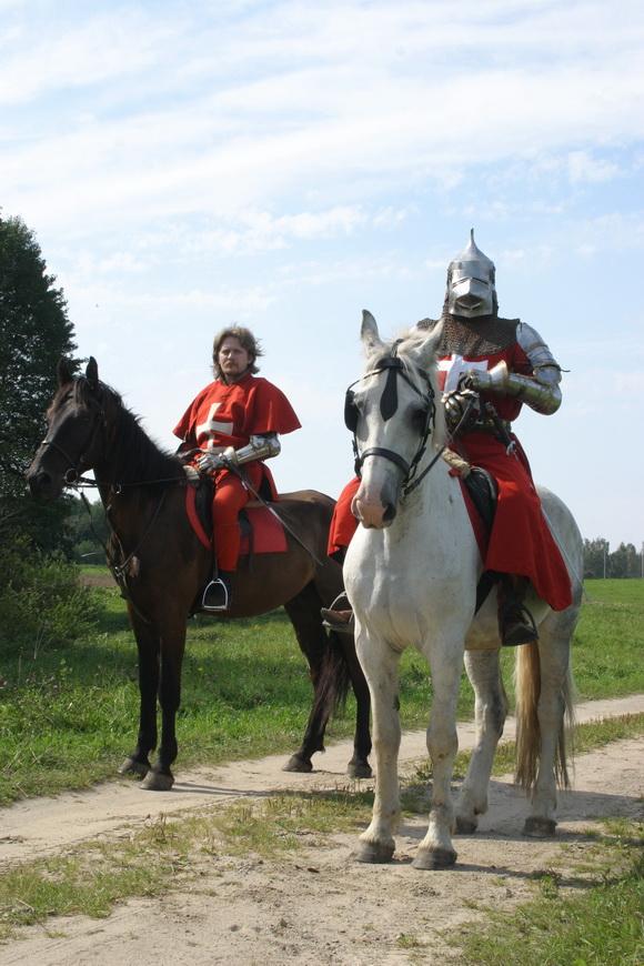 князи на коне фото
