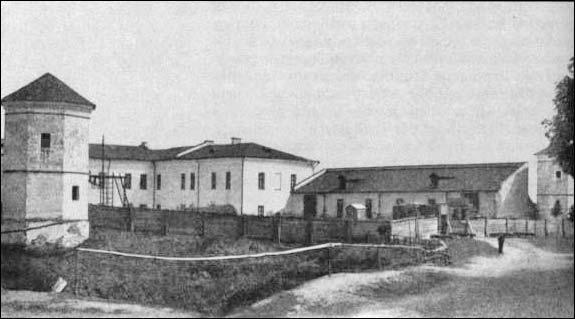 Быховский замок. Фото 1905  г.