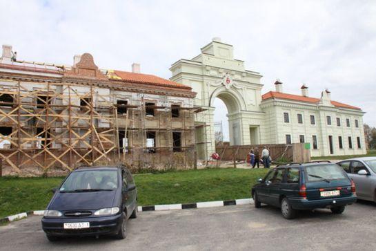 Ружанский дворец 1